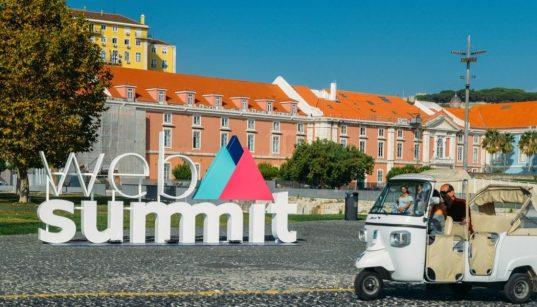 evento web summit em lisboa portugal