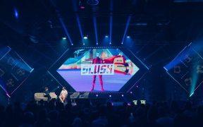evento de inovação Slush na Finlândia