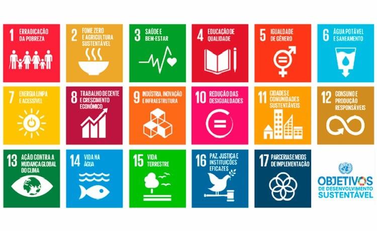 ods objetivos de desenvolvimento sustentavel