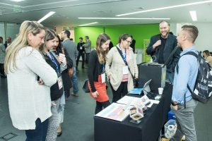 networking durante o summit alimentos 2019