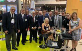 executivos da gs1 brasil a supernorte 2019