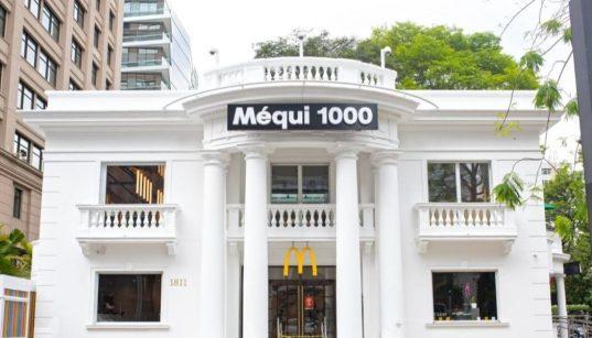 nova unidade do mcdonalds na avenida paulia mequi 1000