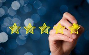 imagem ranking de avaliação