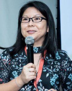 lina nakata cientista de dados do great place to work em palestra no summit educação