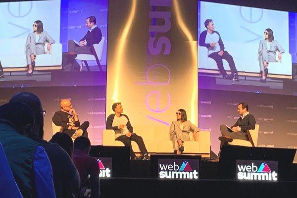 palestra sobre inteligencia artificial no websummit 2019