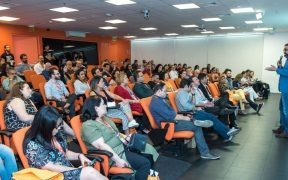 plateia do summit educacao 2019