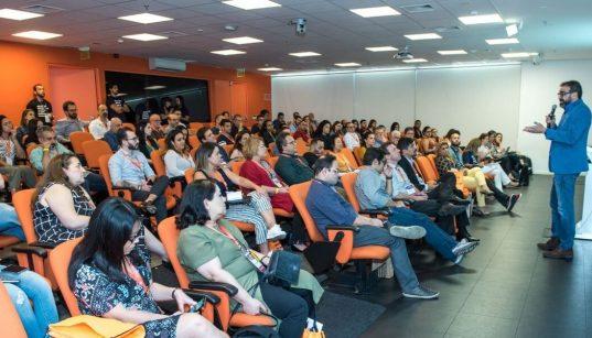 plateia do summit educacao 2019