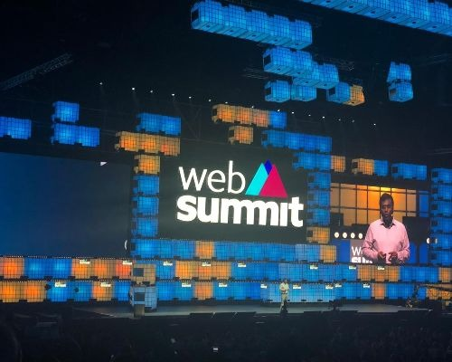 palestra de rohit parasad na amazon alexa no websummit 2019