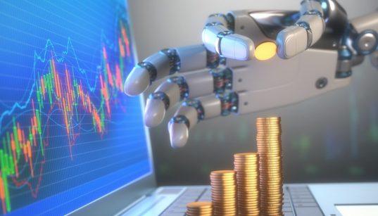 automação no setor financeiro