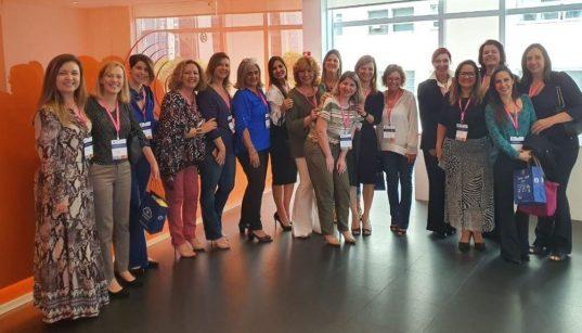 evento sobre websummit na gs1 com grupo mulheres do varejo