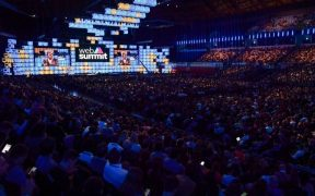 publico do web summit 2019