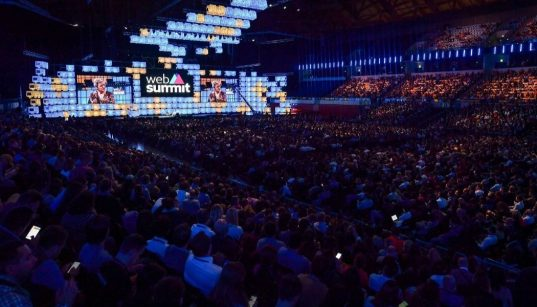 publico do web summit 2019