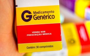 caixa de medicamento generico