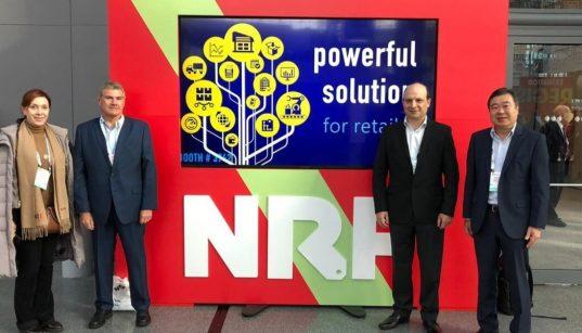 executivos da gs1 brasil na nrf 2020