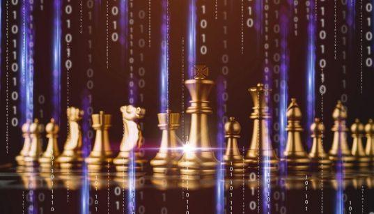 jogo xadrez representando estrategia de negocio