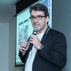 Luis Rasquilha no lançamento da Vercer