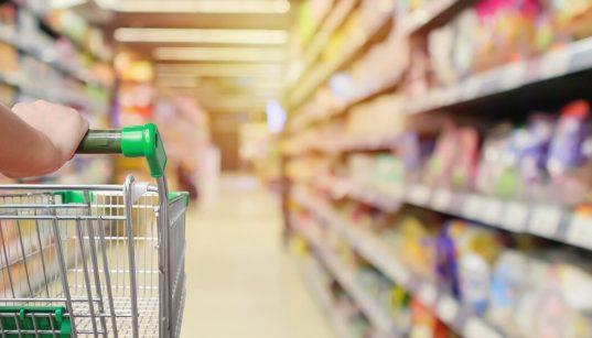foto de supermercado