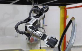 robo snake desenvolvido pela embrapii