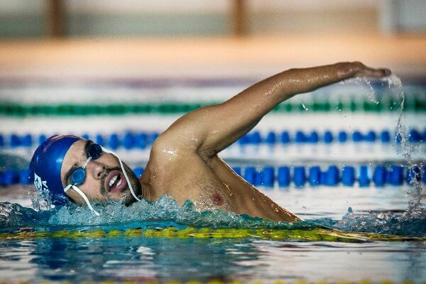 nadador paralimpico Daniel Dias
