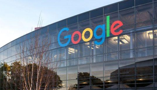 fachada da empresa google
