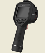 handheld hikvision para medir temperatura