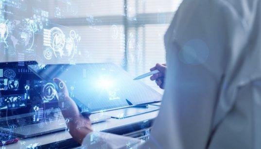 conceito de laboratorio de tecnologia e ciencia