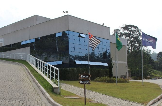 fachada da empresa datalink