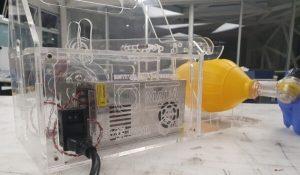 ventilador mecanico desenvolvido pelo imt