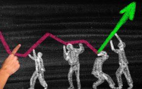 conceito de gerenciamento de crise e aumento de resultado