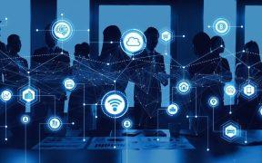 conceito de negocio em rede