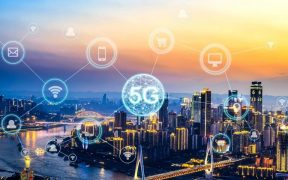 conceito de rede 5G