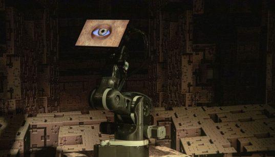 robo com inteligencia artificial desenvolvido pela facens