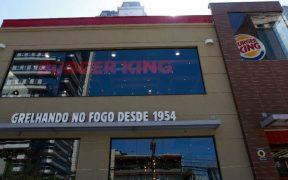 fachada restaurante burger king divulgação