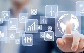 conceito de negocios sustentáveis
