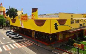 fachada da fabrica da chocolates garoto em vilha velha credito divulgação