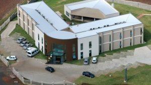 fachada da sede da rp info em mariapolis
