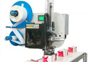 impressora e aplicadora de etiqueta da sunnyvale