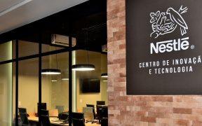 centro de inovação e tecnologia da Nestle em sao josé dos campos