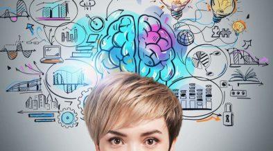 conceito de novas ideias cerebro e inovacao
