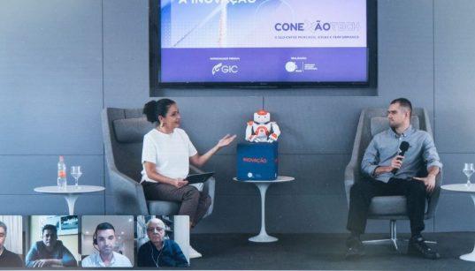 evento conexao tech da gs1 com tema inovação