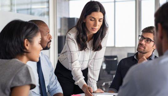 conexão tech liderança
