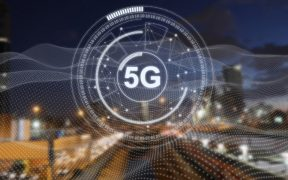 conceito de rede 5g em cidades