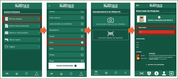 imagem do app nurotulo