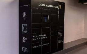 market place locker