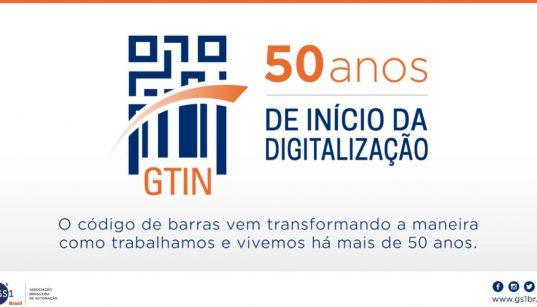 50 anos de gtin