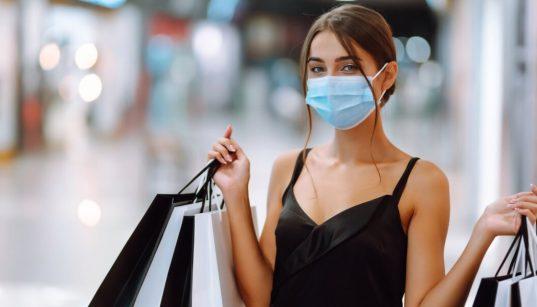 experiência de compras pandemia