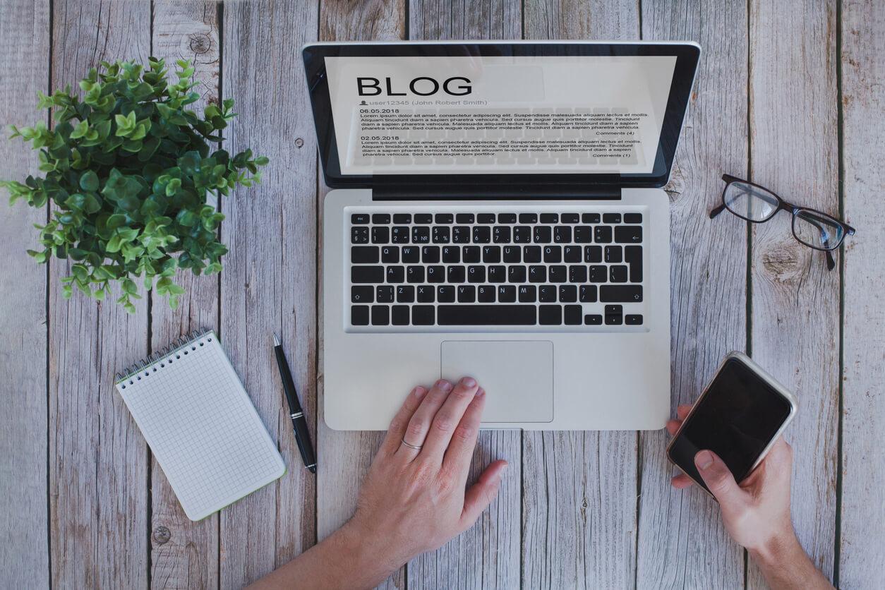 marketing de conteúdo blog