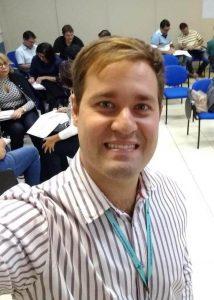 Luiz Felipe Navarro do Sebrae-SP