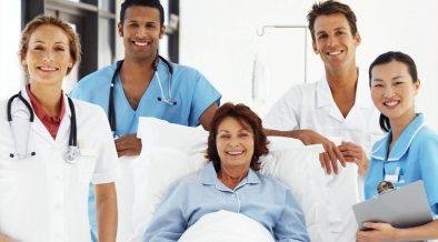 identificação na área da saúde