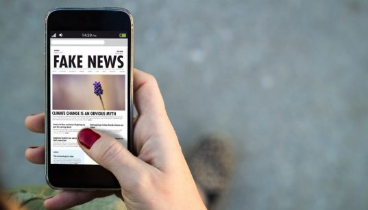 pesquisa sobre fake news da aberje